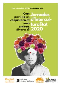 Cartell Jornades Interculturalitat 2020